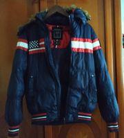 Verkaufe eine Kinder Blaue Jacke