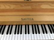 Klavier, Sauter 108.