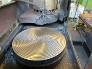Rundtischflachschleifmaschine SFSR 1000 VEB Werkzeugmaschinen