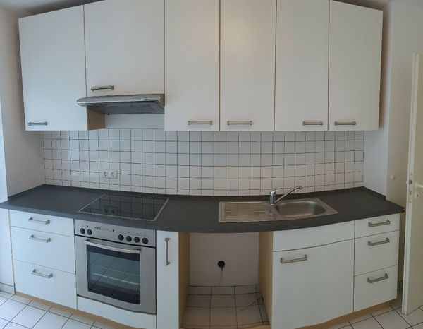 Gepflegte Nobilia-Küche Serie PIA an Selbstabholer zu ...