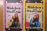 2 Bände Mädchen auf WhatsApp