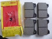 Bosch 0986462290 0986462291 Scheibenbremsbelagsatz Volvo