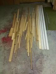 Materialien incl Pressspanplatten für Handwerker