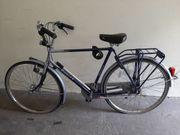 Herrenfahrrad GAZELLE PRIMENR mit Fahrradschloß