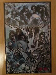 KISS - Orig Kissographie Special Card Poster