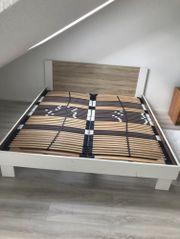 Doppelbett / Ehebett 180x200