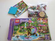 Lego Freinds Dschungelrettungsbasis 41038