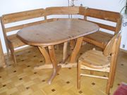Essecke Eckbank Tisch Stuhl