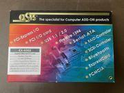 Ethernet PCI-Karte Gigabit neu und