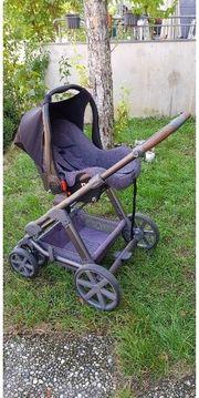 Kombi Kinderwagen von ABC