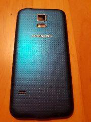Samsung Galaxy S5 mini blau