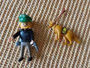 Playmobil Polizist mit Hund