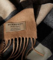 Burberry Schal Original