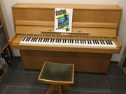 Klavier Marke Hohner 106 Eiche