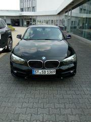 BMW 1er Advantage letztes Angebot
