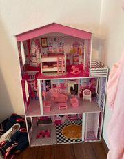 wunderschönes Barbiehaus
