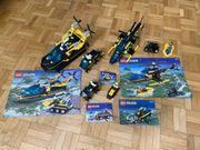 Lego RESQ Konvolut Setnummern 6473