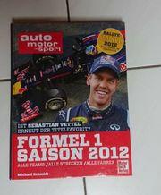 Formel 1 Saison 2012 von