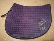 Pony Sattel Decke