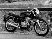 Honda GB 500 CLUBMAN CAFE