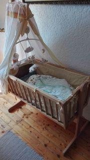 Babybett Babywiege Stubenwagen Beistellbett