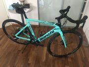 Bianchi Aria e-Roadbike