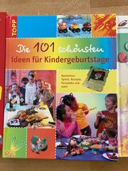 Buch Kinderparty Kinderfest