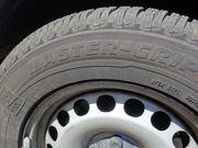 M S Winterreifen mit VW-Felgen