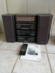 Technics Stereo-Anlage CA 1060