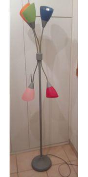Tütenlampe Stehlampe Retro