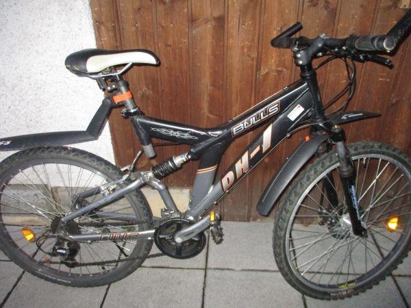 MTB Mountainbike Fully » Mountain-Bikes, BMX-Räder, Rennräder