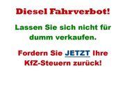 Diesel Fahrverbot - Fordern Sie jetzt