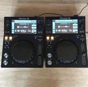 2x Pioneer XDJ 700 DJ-Deck-Multiplayer
