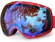 Karvipark Ski Snowboard Brille Blau