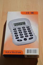 Verkaufe EMC Taschenrechner unbenutzt neu