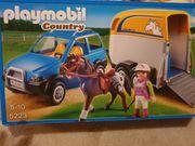 Playmobil 5223 Pferdeanhänger