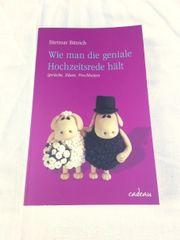 Buch für die perfekte Hochzeitsrede