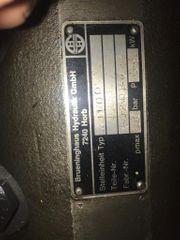Hydraulikpumpe Kettenbagger RH12 O K