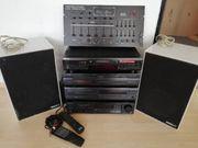 Stereoanlage Musikanlage