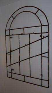 Garderobe aus Eisen