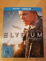 Elysium Blue-Ray