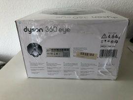 Staubsauger - Dyson 360 eye Saugroboter originalverpackt