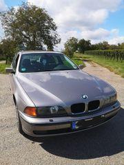 BMW 520 Youngtimer Limousine von
