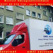 UMTL SERVICE Umzug Haushaltsauflösung Transport