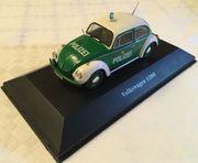 1 43 Modellauto VW Käfer