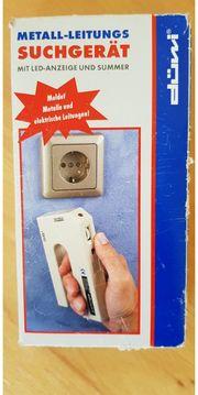 Metall-Leitungs-Suchgerät
