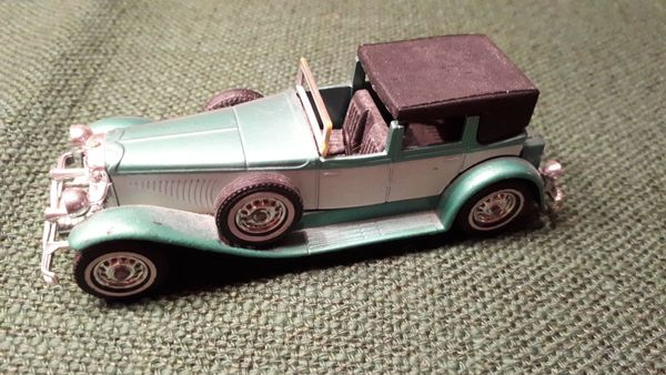 Oldtimer Spielzeugauto