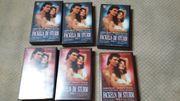 6 VHS Videos Fackeln im