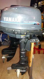 Yamaha 4ps Aussenborder mit Bodenseezulassung