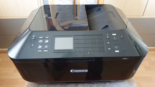 Tintenstrahldrucker Canon Pixma MX925 - defekt